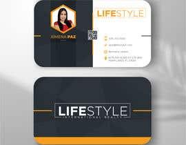 Nro 183 kilpailuun Ximena Paz - Business Card Design käyttäjältä sheikhabdullah21