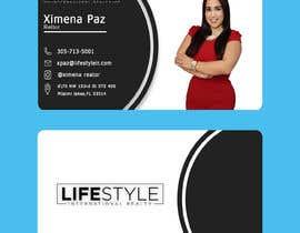 Nro 191 kilpailuun Ximena Paz - Business Card Design käyttäjältä raiyanhossain731