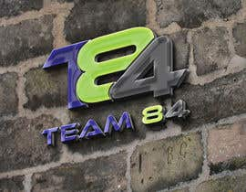 #103 for Design a Logo for Team 84 by fadishahz