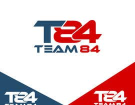 nº 142 pour Design a Logo for Team 84 par flynnrider