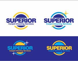 "#48 para Logo Design for ""Superior Carpet Cleaning Services"" por rueldecastro"
