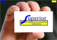 """Contest Entry #6 for Logo Design for """"Superior Carpet Cleaning Services"""""""