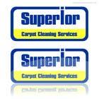 """Graphic Design Kilpailutyö #24 kilpailuun Logo Design for """"Superior Carpet Cleaning Services"""""""