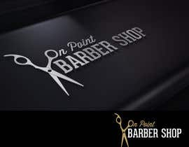 nº 31 pour Design a Logo for ON POINT BARBER SHOP par slcoelho