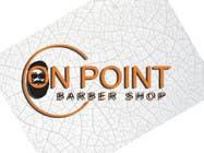 Proposition n° 21 du concours Graphic Design pour Design a Logo for ON POINT BARBER SHOP