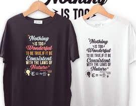 #46 cho TShirt Designs bởi rubaiyatnur