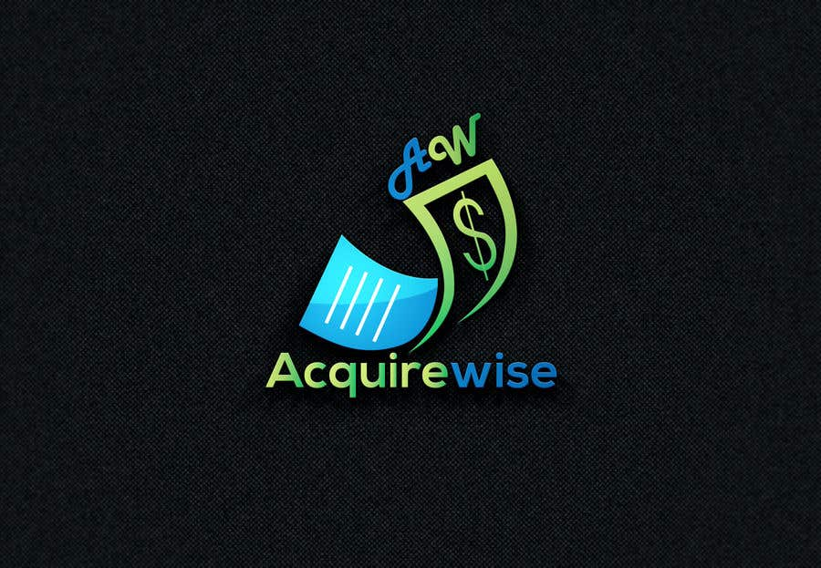 Proposition n°                                        21                                      du concours                                         A logo creating for the business name Acquirewise