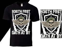 #31 pentru 936 FRST t shirt de către Rupa380