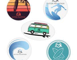#68 pentru Need Help! Professional Sticker Design! de către Afelipemora