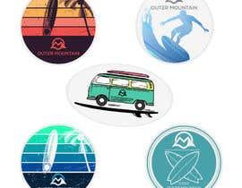 #74 pentru Need Help! Professional Sticker Design! de către Afelipemora