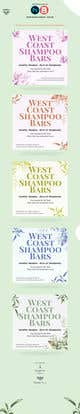 Ảnh thumbnail bài tham dự cuộc thi #                                                21                                              cho                                                 I need design help for packaging for shampoo and conditioner bars