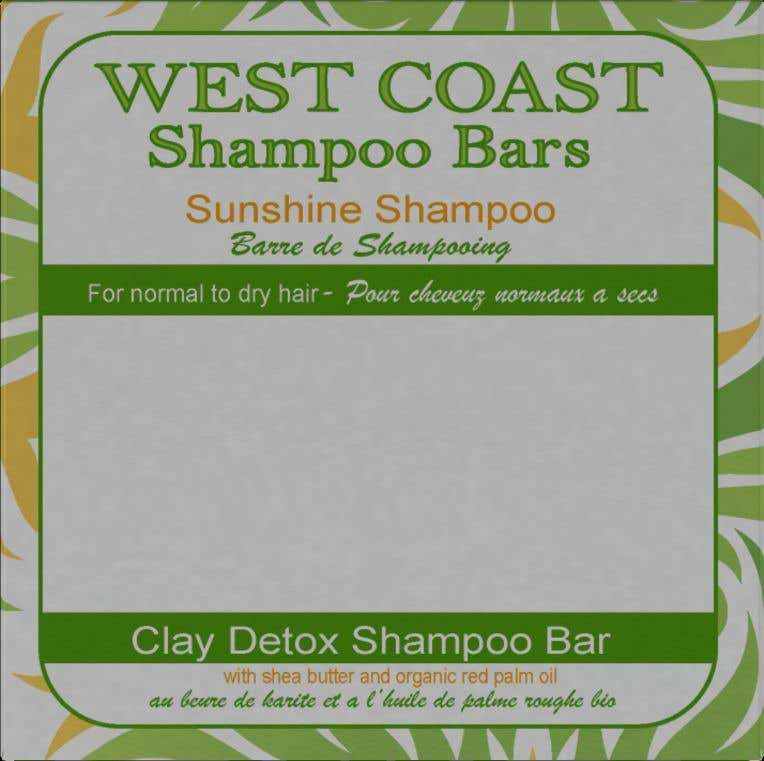 Bài tham dự cuộc thi #                                        42                                      cho                                         I need design help for packaging for shampoo and conditioner bars