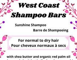 #6 cho I need design help for packaging for shampoo and conditioner bars bởi freelancernissa8