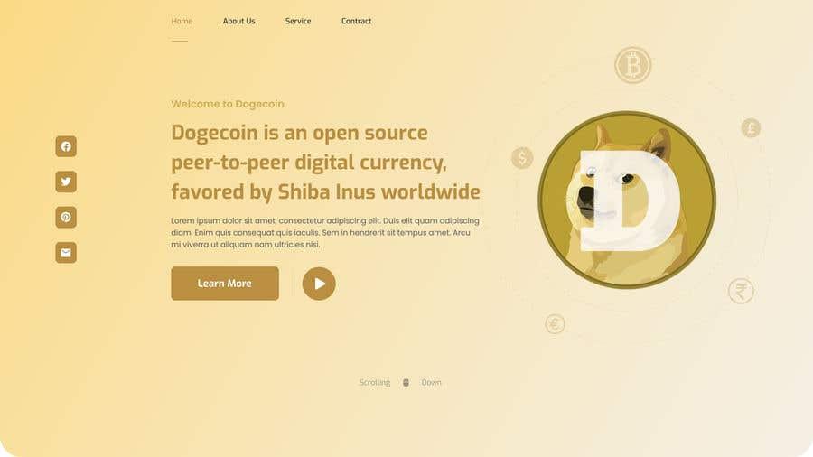 Konkurrenceindlæg #                                        6                                      for                                         Redesign a Landing Page