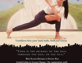 #25 for Design a Pilates and Yoga Studio Flyer by sajibkzs02