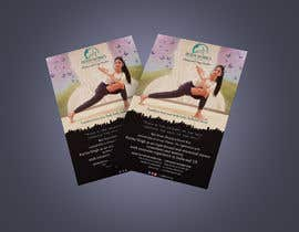 #27 for Design a Pilates and Yoga Studio Flyer by sajibkzs02