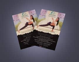 #27 for Design a Pilates and Yoga Studio Flyer af sajibkzs02