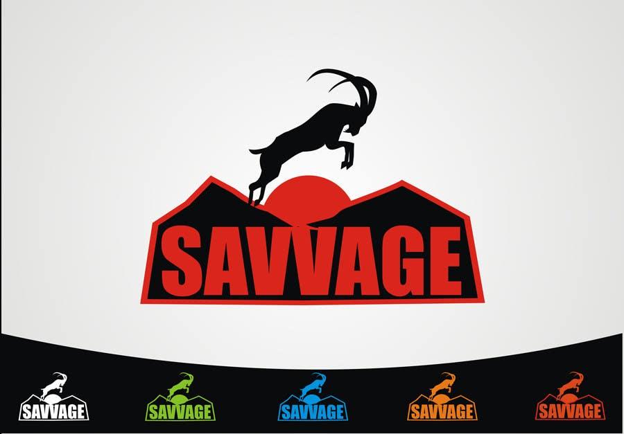 Penyertaan Peraduan #                                        75                                      untuk                                         Logo Design for Savvage