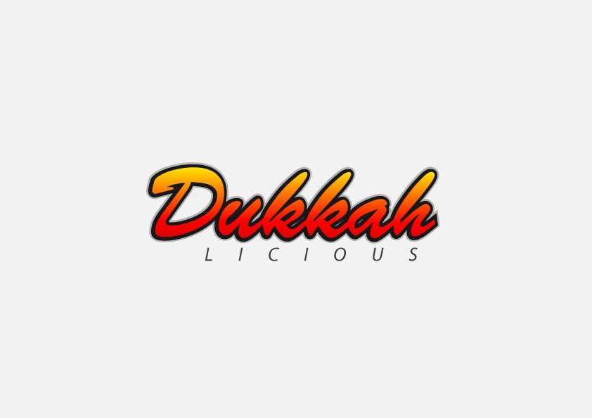 Penyertaan Peraduan #30 untuk Logo Design for Dukkahlicious