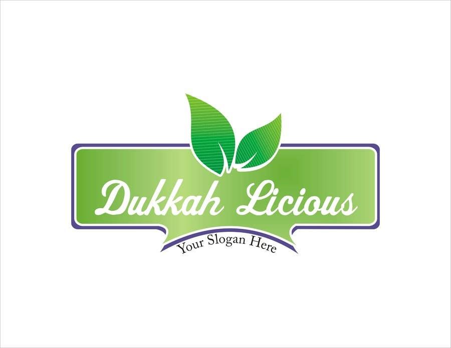 Inscrição nº 4 do Concurso para Logo Design for Dukkahlicious
