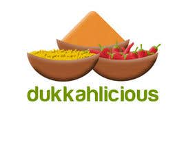 #12 para Logo Design for Dukkahlicious por RobynRoss