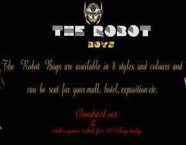#54 untuk A powerpoint presentation for a (Transformer)Robot company oleh khadizak8343
