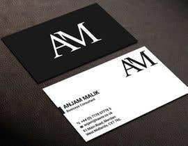 Nro 355 kilpailuun Business Card Design  - 28/02/2021 09:55 EST käyttäjältä kailash1997