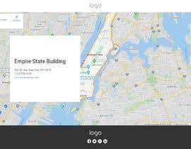 #39 for Single Page Basic Business Info Website by Abderrahmanea