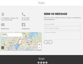 #41 for Single Page Basic Business Info Website by Abderrahmanea