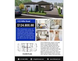 nº 5 pour One Page property summary par miloroy13