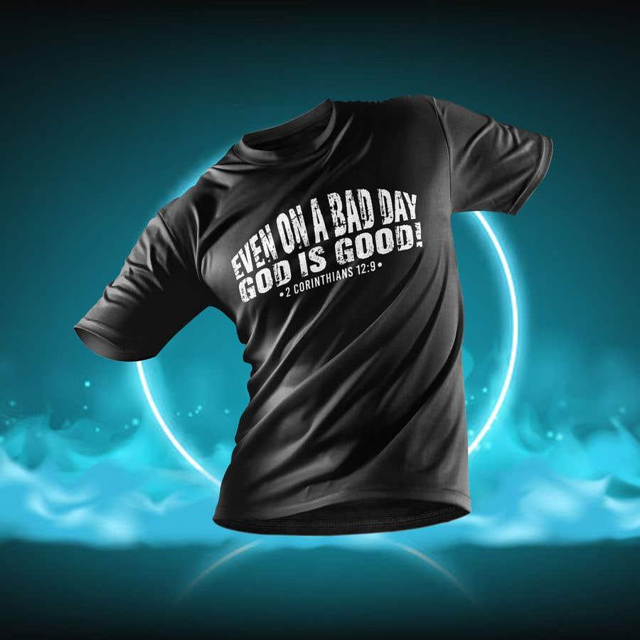 Konkurrenceindlæg #                                        25                                      for                                         Tshirt design needed