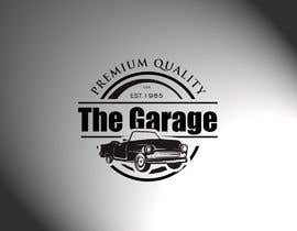 "#204 pentru Vintage Logo.  Name: ""The Garage"" / Est. 1985 Premium Quality/  NJ,USA          Use vintage retro font and create a sharp logo logo inside a shape as shown. Let's see what we can do. de către jemar2009"