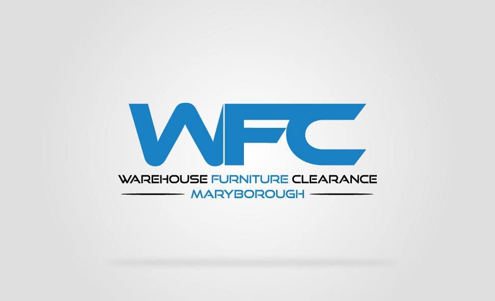 Bài tham dự cuộc thi #55 cho Design a Logo for Warehouse Furniture Clearance