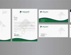azahermia tarafından want business card , letter head & envelop design for my company için no 68