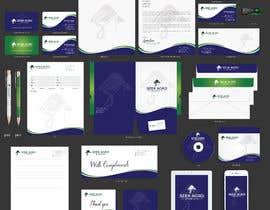 azahermia tarafından want business card , letter head & envelop design for my company için no 71