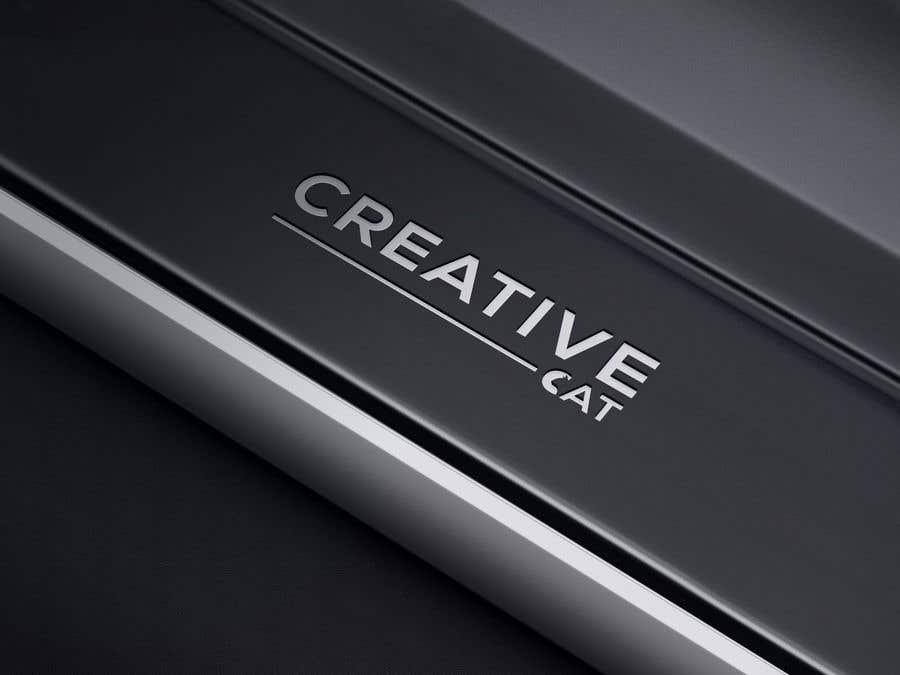 Penyertaan Peraduan #                                        17                                      untuk                                         Creative Logo for Creative cat