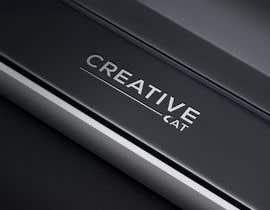 #17 pentru Creative Logo for Creative cat de către mdshariful1257