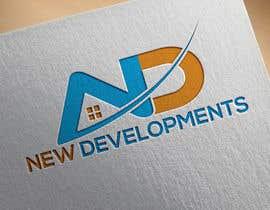 #208 untuk New Developments Logo oleh sifatahmed21a