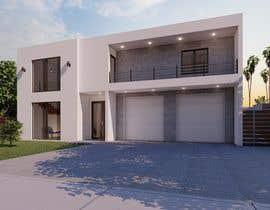 #8 for One house rendering by FilzaMunir1