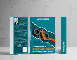 #88 untuk Non Fiction, book cover design for eBook, paperback and hardback oleh outflowdesigns