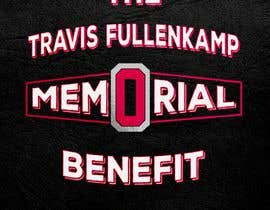 "#27 cho The event name is ""The Travis Fullenkamp Memorial Benefit"".  The theme of this event is Ohio State. Please incorporate the attached file into the logo. Colors should be gray, white, black and red. bởi akterlaily2005"