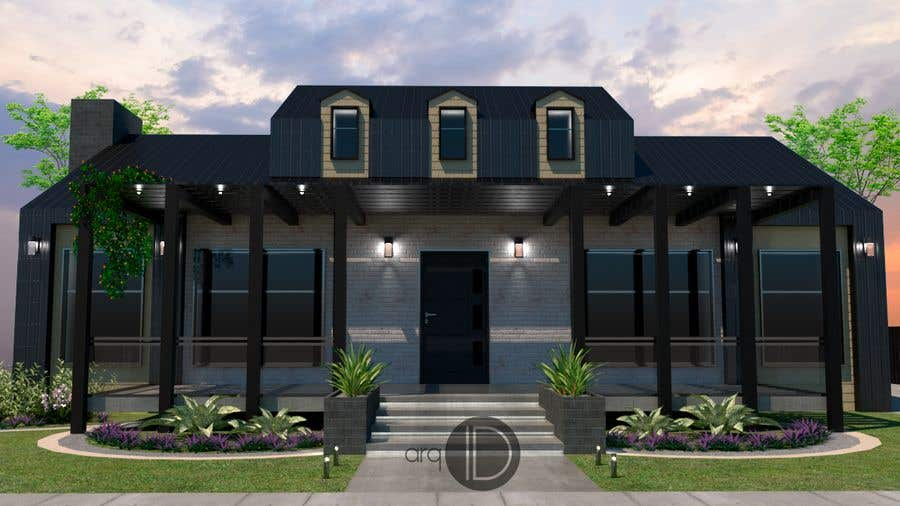 Конкурсная заявка №                                        13                                      для                                         House design mockup