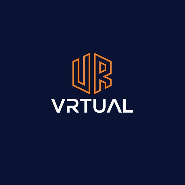 """Intrarea #                                        121                                      pentru concursul """"                                        logo for my business - VRtual                                     """""""
