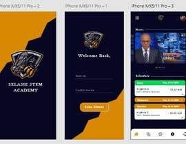 #74 untuk Redesign my mobile layout for my web app oleh aqmalinc