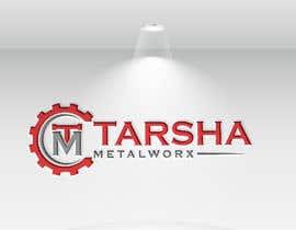 #181 for TarshaMetalWorx-Logo by mozibulhoque666