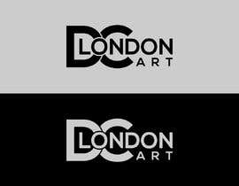 Nro 386 kilpailuun Logo for DC London Art käyttäjältä mahonuddin512