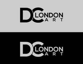 Nro 399 kilpailuun Logo for DC London Art käyttäjältä mahonuddin512