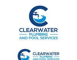 #13 untuk Logo for New Division of Residential Plumbing and Pool Service oleh setiawan7272