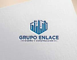 #402 cho Logo Grupo Enlace Diseño y Construcción bởi mdtazulislambhuy