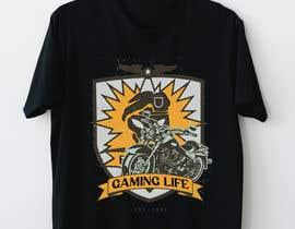 #39 for Gaming T-Shirt's af alaminexpert